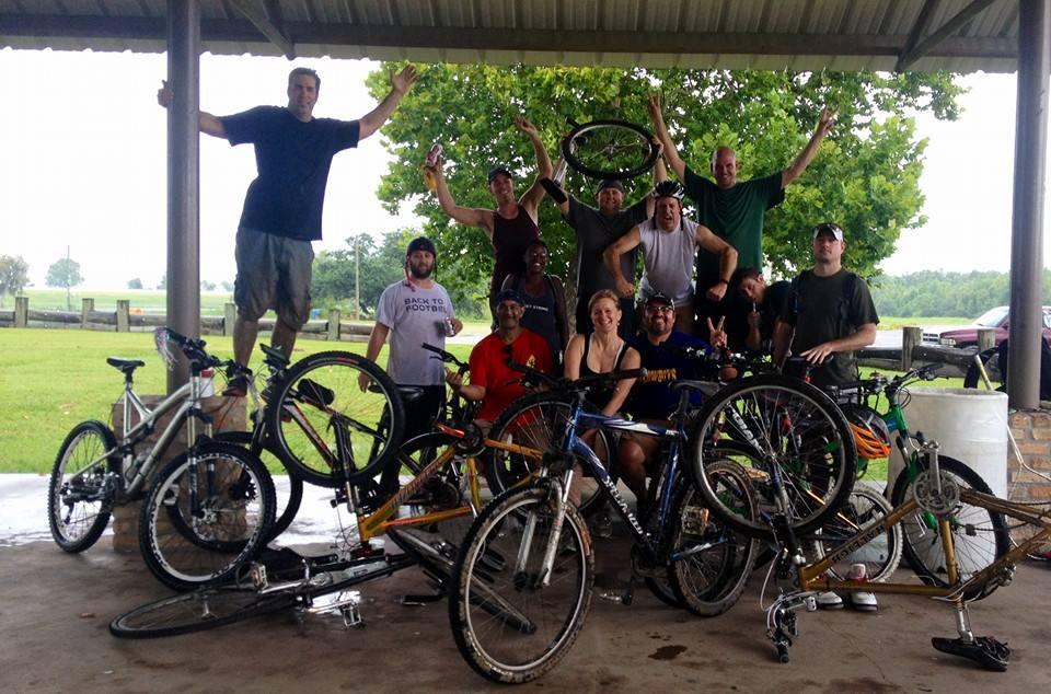 Dio Bikes New Orleans Meet at Dio Bikes